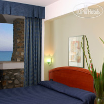 Фото отеля Arc en Ciel 3* Room superior front of the sea with balcony