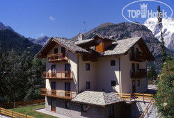 Stella Del Nord hotel Courmayeur 3*