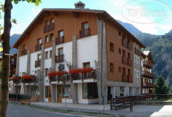 Residence Le Grand Chalet Courmayeur 3*