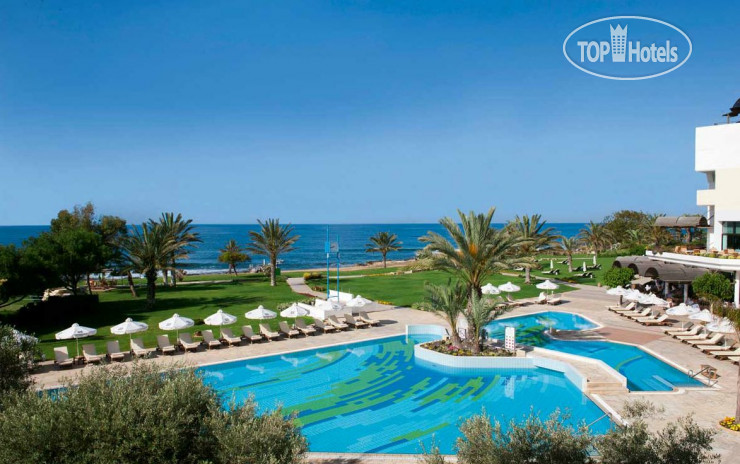 Фото отеля Constantinou Bros Athena Royal Beach Hotel 4*
