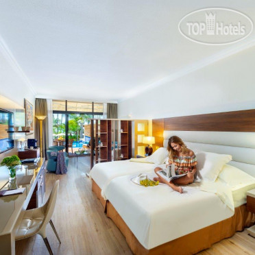 Amathus Beach Hotel Limassol 5* Junior Suite with private pool - Фото отеля