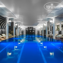Amathus Beach Hotel Limassol 5* Indoor Pool - Фото отеля