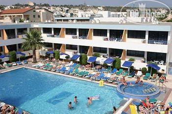 Melpo Antia Hotel Apartments 4*