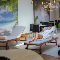 Фото отеля Cavo Maris Beach 4* Ocean Spa Jacuzzi and Relaxation Area
