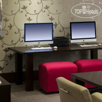 Фото отеля Crowne Plaza Amsterdam Schiphol 4* Business Center