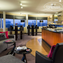 Фото отеля Crowne Plaza Amsterdam Schiphol 4* Our Club Lounge remains at your disposal