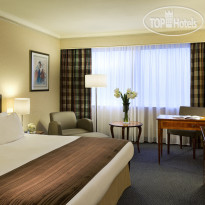 Фото отеля Crowne Plaza Amsterdam Schiphol 4* Standard King Bedroom