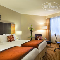 Фото отеля Crowne Plaza Amsterdam Schiphol 4* Superior Double Bedroom