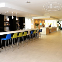 Фото отеля Holiday Inn Express Amsterdam - Arena Towers 3*