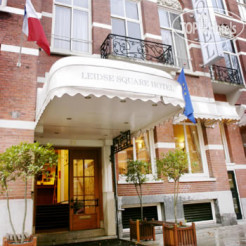 Отель Leonardo Hotel Amsterdam City Center