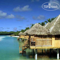 Фото отеля Aitutaki Lagoon Resort & Spa 4*
