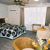 Фото отеля Manuia Beach Boutique 3*