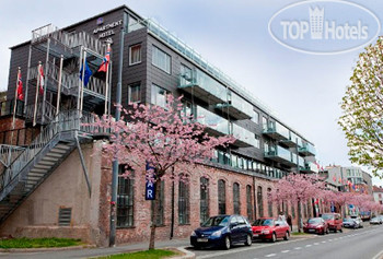 ���� Best Western Kampen Apartment Hotell 4* / �������� / ����