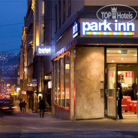 Фото отеля Park Inn by Radisson Oslo 3*