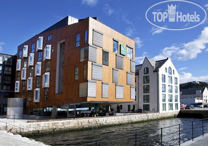Quality Hotel Waterfront Alesund 4*
