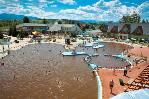 Besenova Thermal Park 4*
