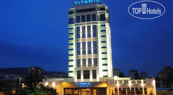 Titanic Business Kartal No Category