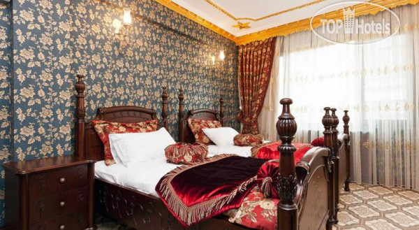 The First Ottoman Apart Hotel No Category