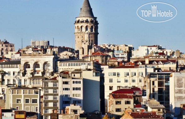 Galata Keyfi Apart Hotel No Category