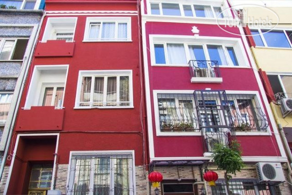 Red Apple Suites Taksim No Category