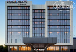 Four Points by Sheraton Istanbul Dudullu 4*