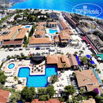 Фото отеля Liberty Hotels Oludeniz 4* Liberty Hotel Олюдениз