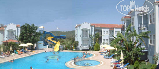 Blue Pearl Hotel & Apartments 3*