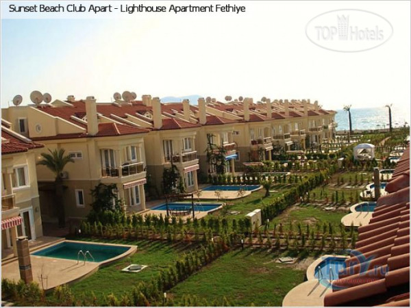 Sunset Beach Club - Lighthouse Apartment Fethiye No Category