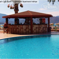 Фото отеля Sunset Beach Club - Lighthouse Apartment Fethiye No Category