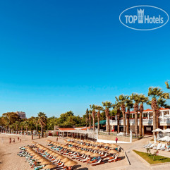 Club Tarhan Beach Hotel