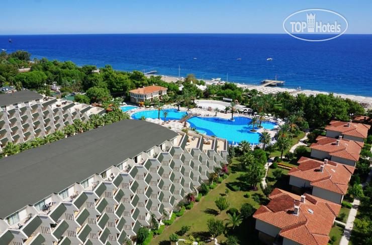 Queen S Park Tekirova 5 Turciya Sredizemnomorskij Region Kemer Tekirova Otzyvy Otelya Rejting Otelej I Gostinic Mira Tophotels