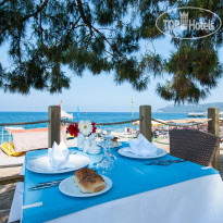 Фото отеля Crystal Aura Beach Resort & SPA 5* OCTOPUS - РЫБНЫЙ А-ЛЯ КАРТ РЕСТОРАН