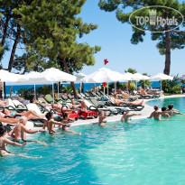 Фото отеля Crystal Aura Beach Resort & SPA 5* ВОДНАЯ ГИМНАСТИКА