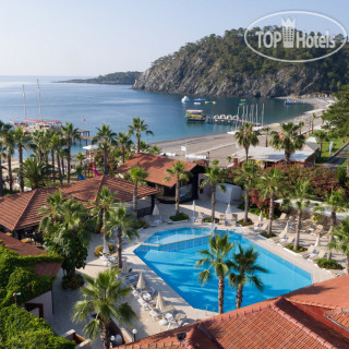 Фото отеля  Club Akman Beach Hotel 4*