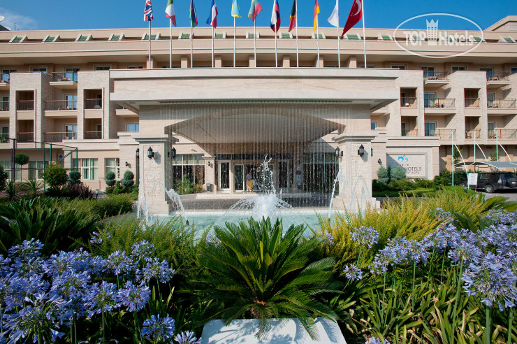 Foto I Video Otelya Crystal De Luxe Resort Spa 5 Rejting Otelej