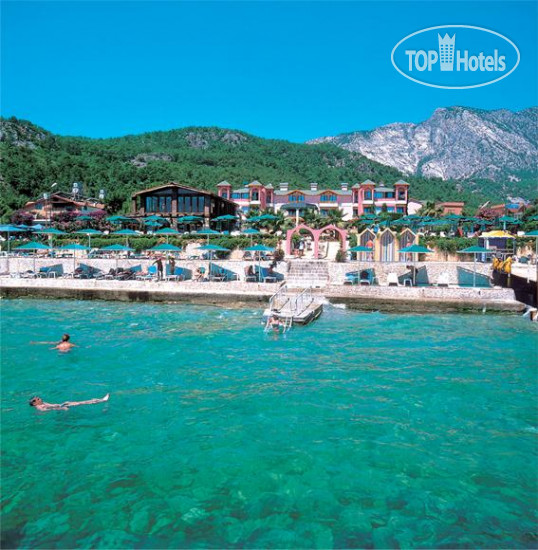Sea Gull 4  (Турция Средиземноморский регион Кемер Бельдиби). Рейтинг  отелей и гостиниц мира - TopHotels. 13f3d1a79df