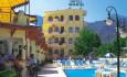 Расположение и описание отеля Marin...