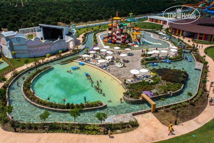 Топ-10 отелей Турции для семейного отдыха с детьми  Рейтинг