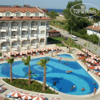Фото отеля Larissa Sultan`s Beach 4*