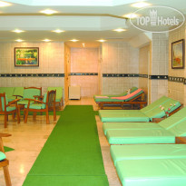 Club Boran Mare Beach HV-1 Turkish bath & sauna - Фото отеля