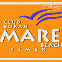Club Boran Mare Beach HV-1 logo - Фото отеля