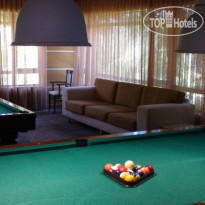 Club Boran Mare Beach HV-1 tv & game room - Фото отеля