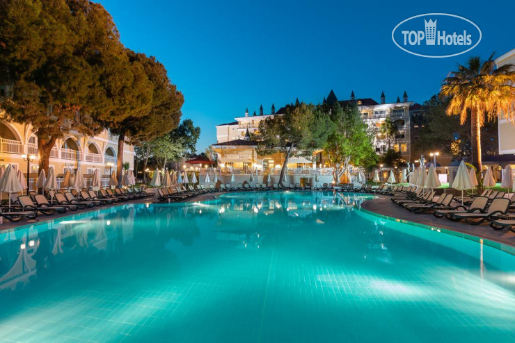 Фото отеля Swandor Hotels & Resorts Topkapi Palace 5*