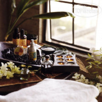 Фото отеля Sunis Hotel SU 5* Indulge yourself with the bodycoffee massage in the relaxing atmosphere of Sanda Spa!