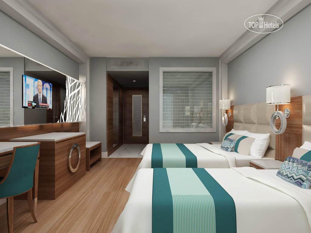 Новые отели Турции открытые в 2016 и 2017 годах