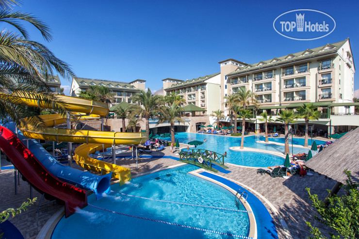 Фото отеля Alva Donna Beach Resort Comfort 5*