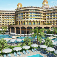 Фото отеля Kirman Sidemarin Beach & Spa 5*