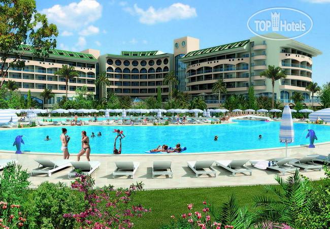 Amelia Beach Resort Hotel Spa 5 Turciya Sredizemnomorskij