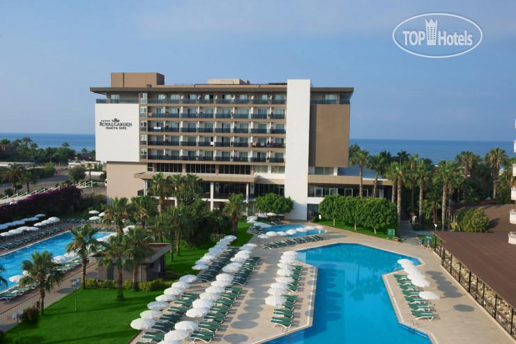 96f381ff08e7 Royal Garden Select   Suite Hotel 5  (Турция Средиземноморский  регион Аланья Конаклы). Рейтинг отелей и гостиниц мира - TopHotels.