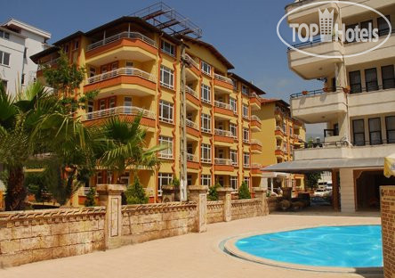 Alanya Dreams Apart Hotel No Category